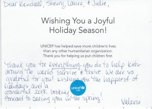 chris-mikesell-foundation-2017-christmas-card-unicef 1