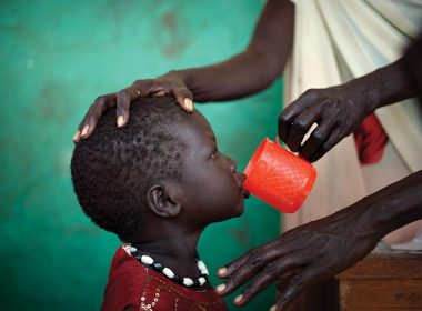 Chris Mikesell Foundation Unicef Malnourished