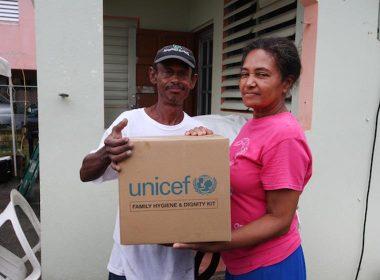 Chris Mikesell Foundation 2018 Unicef Luis Espinosa María Cruz